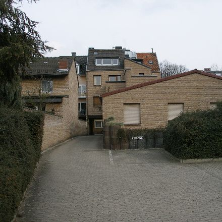 Rent this 1 bed apartment on Burbacher Straße 96 in 53129 Bonn, Germany