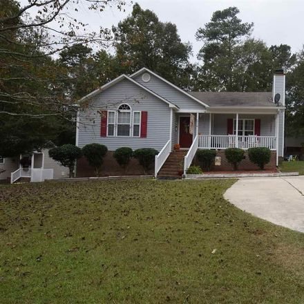 Rent this 3 bed house on 114 Gracie Lane in Clayton, NC 27520