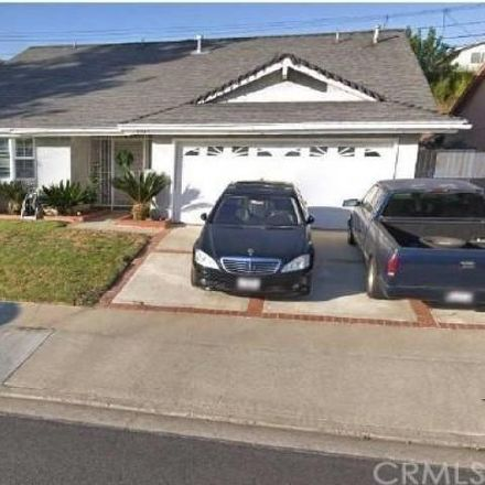 Rent this 4 bed house on 1749 East Helmick Street in Carson, CA 90746