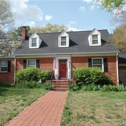 Rent this 3 bed house on 2902 Kenwood Avenue in Lakeside, VA 23228