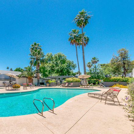 Rent this 1 bed apartment on East Indian School Road in Scottsdale, AZ 85251