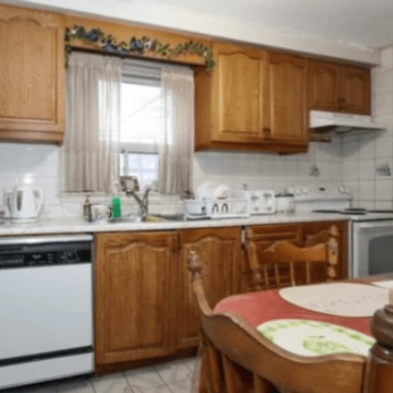 Rent this 2 bed house on 575 Blackthorn Avenue in Toronto, ON M6E 4Y2