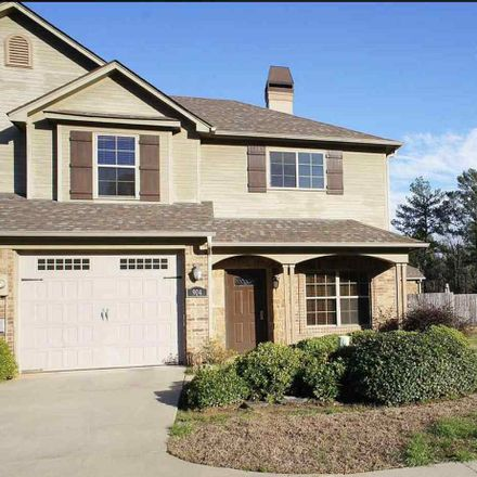 Rent this 3 bed townhouse on 904 Solaris Place in Longview, TX 75604