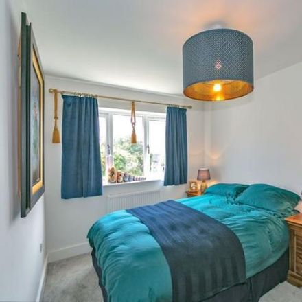 Rent this 3 bed house on Theydon Avenue in Woburn Sands MK17 8QB, United Kingdom