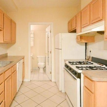 Rent this 4 bed apartment on 637 Garden Street in Hoboken, NJ 07030