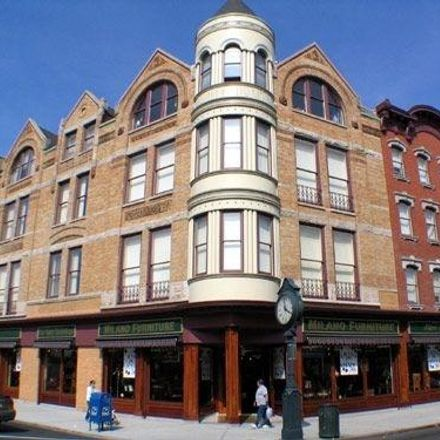 Rent this 1 bed loft on Bay St in Jersey City, NJ