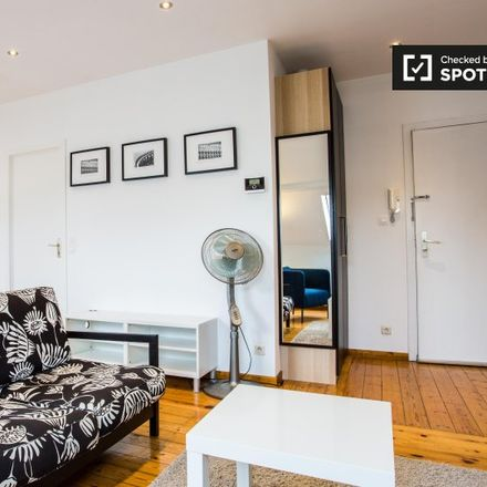 Rent this 1 bed apartment on Chaussée de Wemmel - Wemmelse Steenweg 41 in 1090 Jette, Belgium