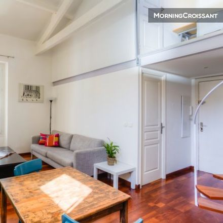 Rent this 2 bed apartment on 16 Boulevard de Riquier in Nice, France