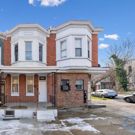 Rent this 3 bed townhouse on 2945 Westwood Avenue in Baltimore, MD 21216