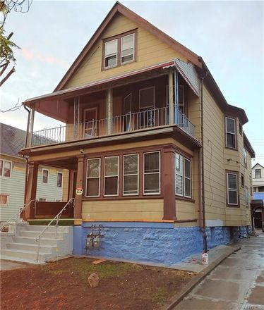 Rent this 3 bed apartment on 220 East Delavan Avenue in Buffalo, NY 14208