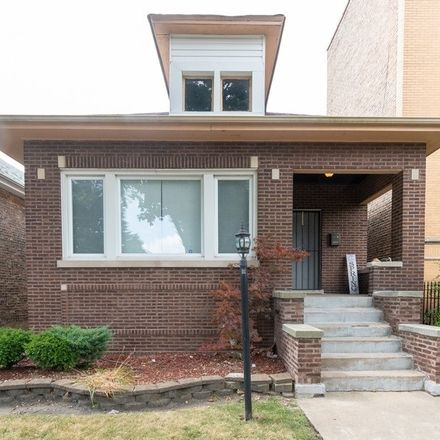 Rent this 4 bed house on South Throop Street in Chicago, IL 60620