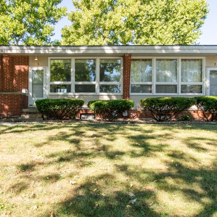 Rent this 2 bed condo on 901 Reinthaler Rd in Bloomington, IL
