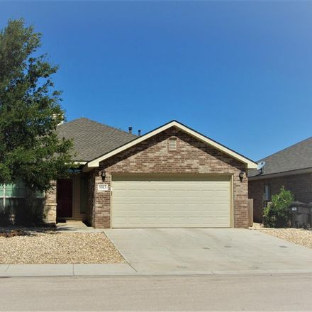 Rent this 3 bed house on 1013 Clemente Court in Midland, TX 79706