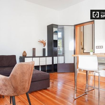 Rent this 1 bed apartment on Zionskirchstraße 7 in 10119 Berlin, Germany