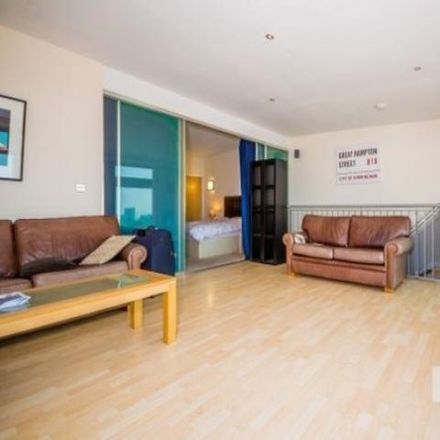 Rent this 2 bed apartment on New Hampton Lofts in 90 Great Hampton Street, Birmingham B18 6EU