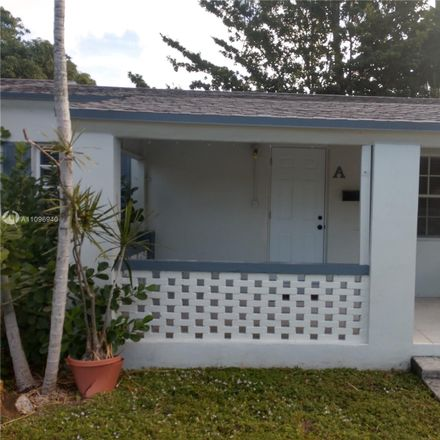 Rent this 1 bed duplex on 548 Northeast 9th Avenue in Fort Lauderdale, FL 33301