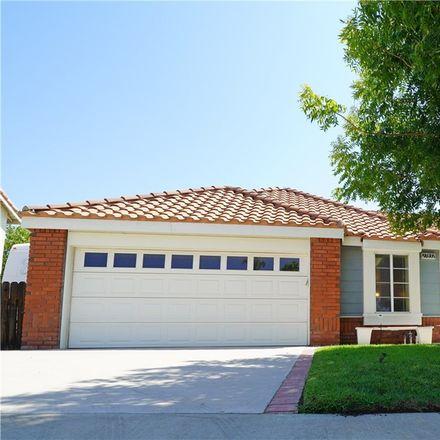 Rent this 3 bed house on 27832 Haycreek Avenue in Santa Clarita, CA 91351