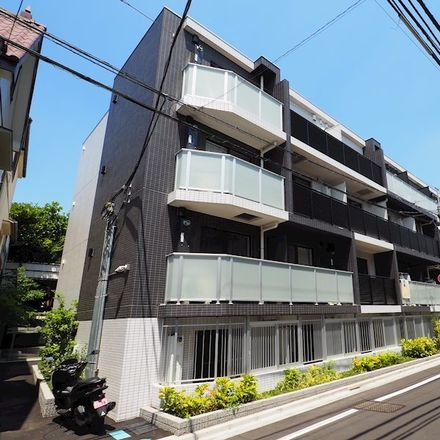 Rent this 0 bed apartment on unnamed road in Minamidai 3-chome, Nakano