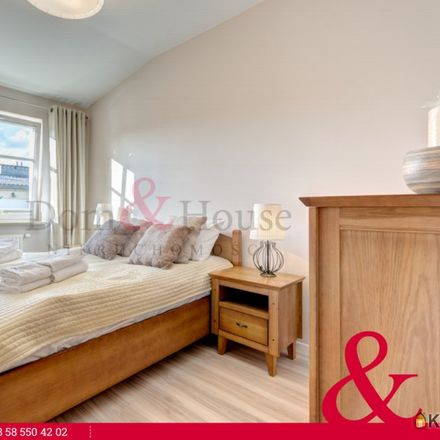 Rent this 3 bed apartment on Władysława Łokietka 58 in 81-736 Sopot, Poland