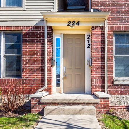 Rent this 2 bed condo on 212 Snyder Avenue in Ann Arbor, MI 48103