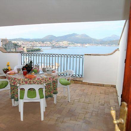 Rent this 3 bed apartment on I Trav. Sx Salita Chiaromonte in 04024 Gaeta LT, Italy