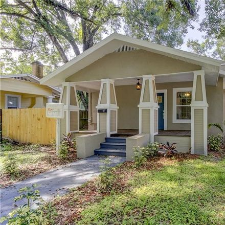 Rent this 3 bed house on 907 E Patterson St in Tampa, FL