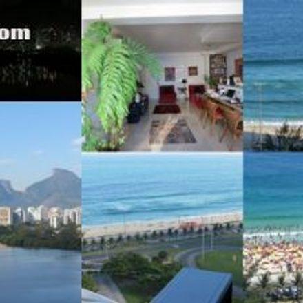 Rent this 1 bed apartment on Via Parque Shopping in Avenida Ayrton Senna, 3000
