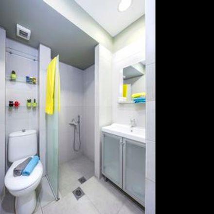 Rent this 1 bed apartment on Αγίου Μελετίου 2 in 113 61 6η Δημοτική Κοινότητα Αθηνών, Greece