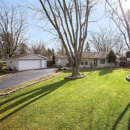Rent this 3 bed house on 8341 Hillcrest Dr in Orland Park, IL