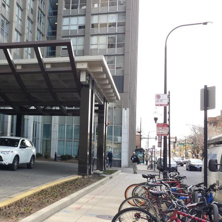 Rent this 1 bed condo on Park Place Tower in 655 West Irving Park Road, Chicago