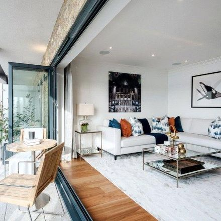 Rent this 3 bed house on Palace Wharf (1-5) in Crabtree Lane, London SW6 6TY