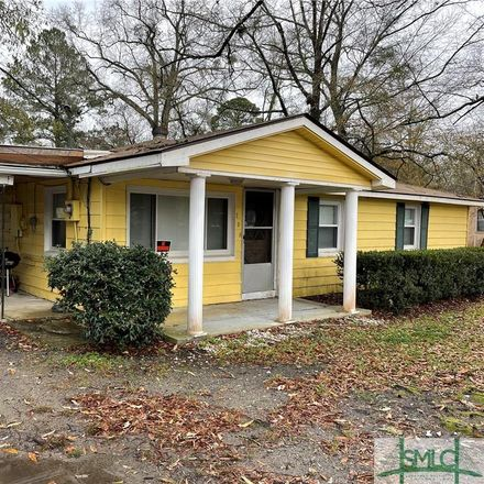 Rent this 3 bed house on 206 Ash Street in Bloomingdale, GA 31302