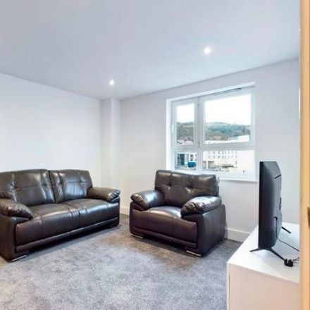 Rent this 1 bed apartment on Americanos in King's Road, Swansea SA1 8AW