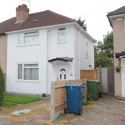 Rent this 2 bed house on Hampden Road in London HA3 5PP, United Kingdom