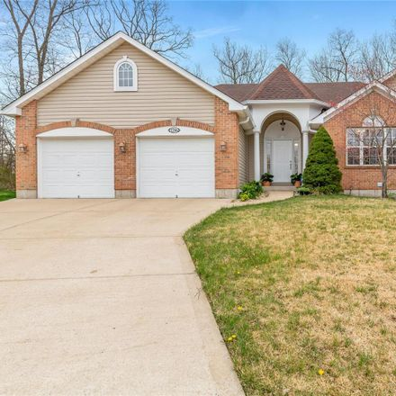 Rent this 3 bed house on 1206 Black Tower Court in Lake Saint Louis, MO 63367
