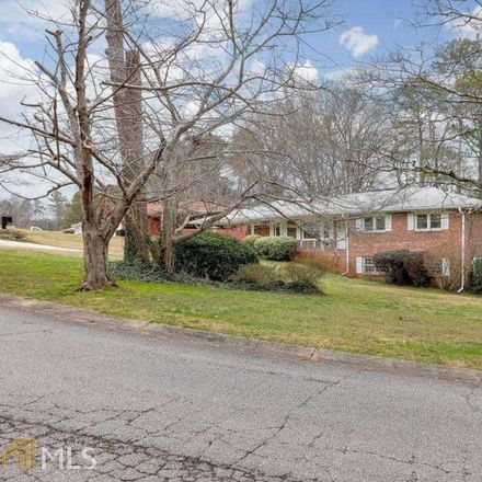Rent this 3 bed house on 3239 Clearview Dr in Marietta, GA