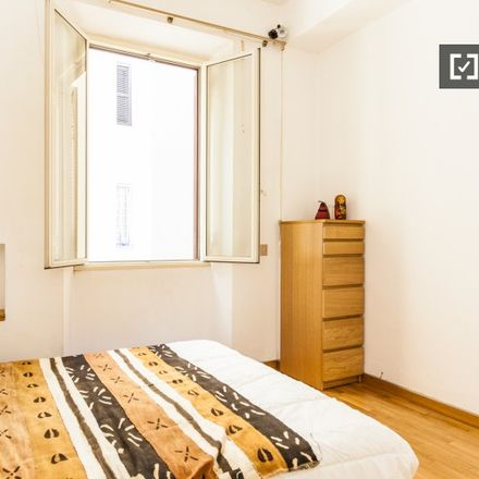 Rent this 3 bed apartment on Chiesa di Sant'Angela Merici in Via di Sant'Angela Merici, 00162 Rome Roma Capitale