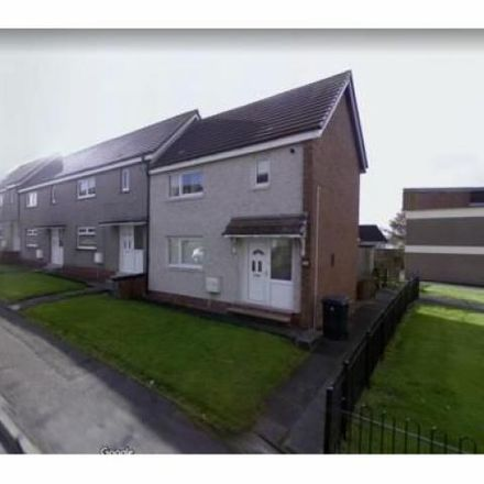 Rent this 2 bed house on Shiel Gardens in Shotts, ML7 5JR