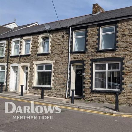 Rent this 4 bed house on Abertillery Learning Community (Queen Street Primary Campus) in Queen Street, Abertillery NP13 1AP