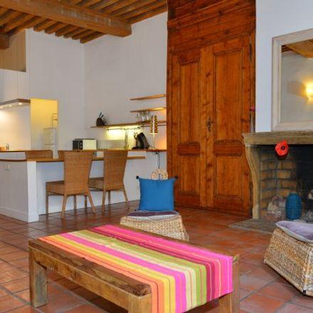 Rent this 1 bed apartment on Lyon in Saint-Paul, AUVERGNE-RHÔNE-ALPES