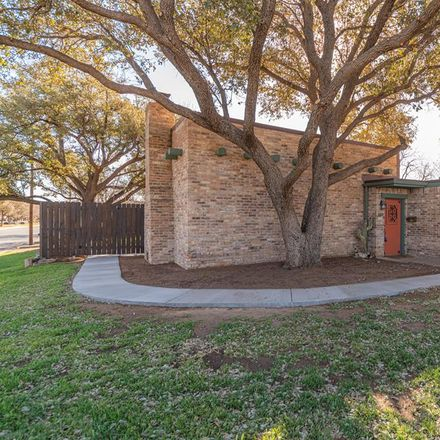 Rent this 3 bed house on 2612 Northrup Drive in Midland, TX 79705