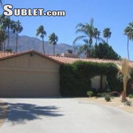 Rent this 4 bed apartment on Palm Springs