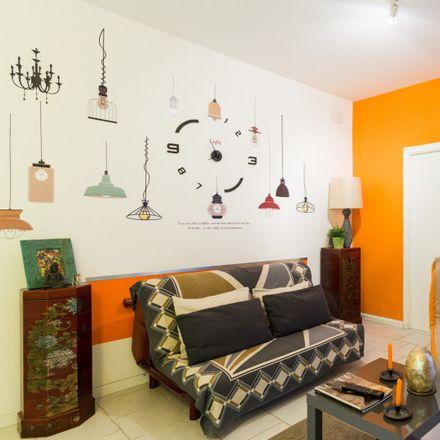 Rent this 1 bed apartment on Can Punyetes in Calle de los Señores de Luzón, 28001 Madrid
