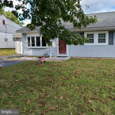 Rent this 2 bed house on 247 Doone Road in Falls Township, PA 19030