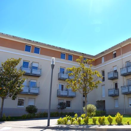 Rent this 1 bed apartment on 85 Rue Paul Sabatier in 13090 Aix-en-Provence, France