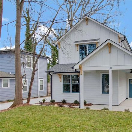 Rent this 3 bed house on 10 South Eugenia Place Northwest in Atlanta, GA 30318