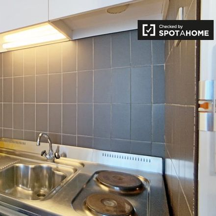 Rent this 0 bed apartment on Via privata Viserba in 20128 Milan Milan, Italy