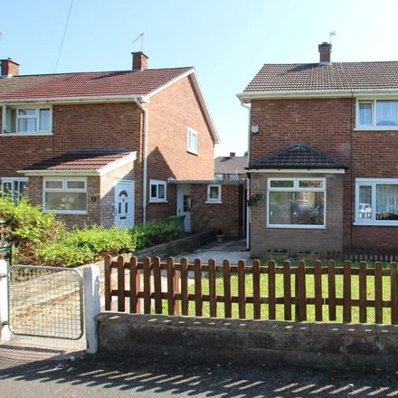 Rent this 2 bed house on Cornelly Close in Cardiff, United Kingdom