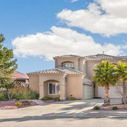 Rent this 5 bed apartment on 6364 La Posta Drive in El Paso, TX 79912