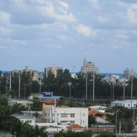 Rent this 1 bed condo on 1500 Bay Road in Miami Beach, FL 33139